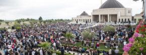 In migliaia a raduno festa mamma in struttura Natuzza